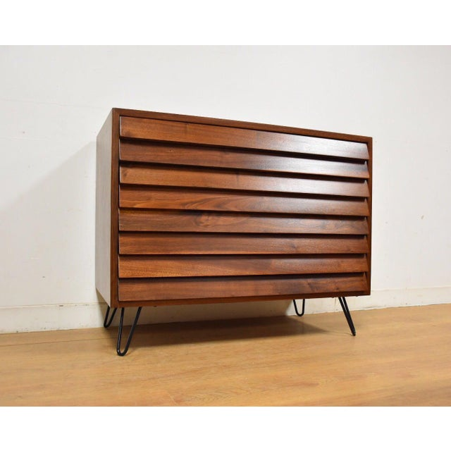 American of Martinsville Louvered Dresser - Image 2 of 9