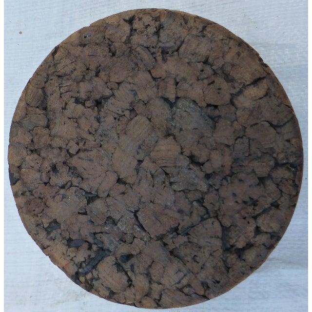 Mid-Century Retro Cork Dish - Image 6 of 7