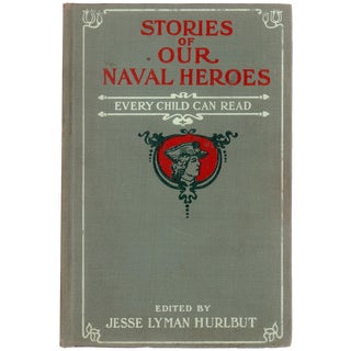 Stories of Our Naval Heroes For Sale