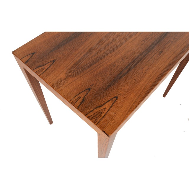 Severin Hansen Rosewood Side Tables - A Pair - Image 7 of 10