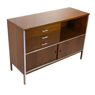 Paul McCobb Linear Group for Calvin Compact Credenza For Sale