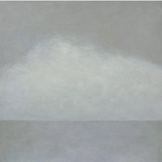 """Janise Yntema """"Ambient Grey"""", Painting For Sale"""