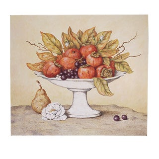 Persimmons Original Painting by Cookson For Sale