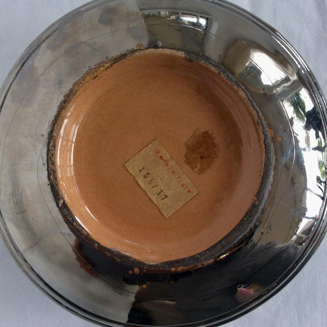 Vintage Italian Ceramic Vessel - Objet For Sale - Image 12 of 13
