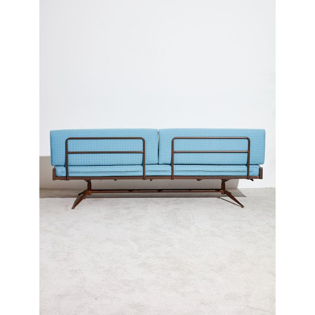 Baumritter Upholstered Daybed Sofa For Sale In New York - Image 6 of 8
