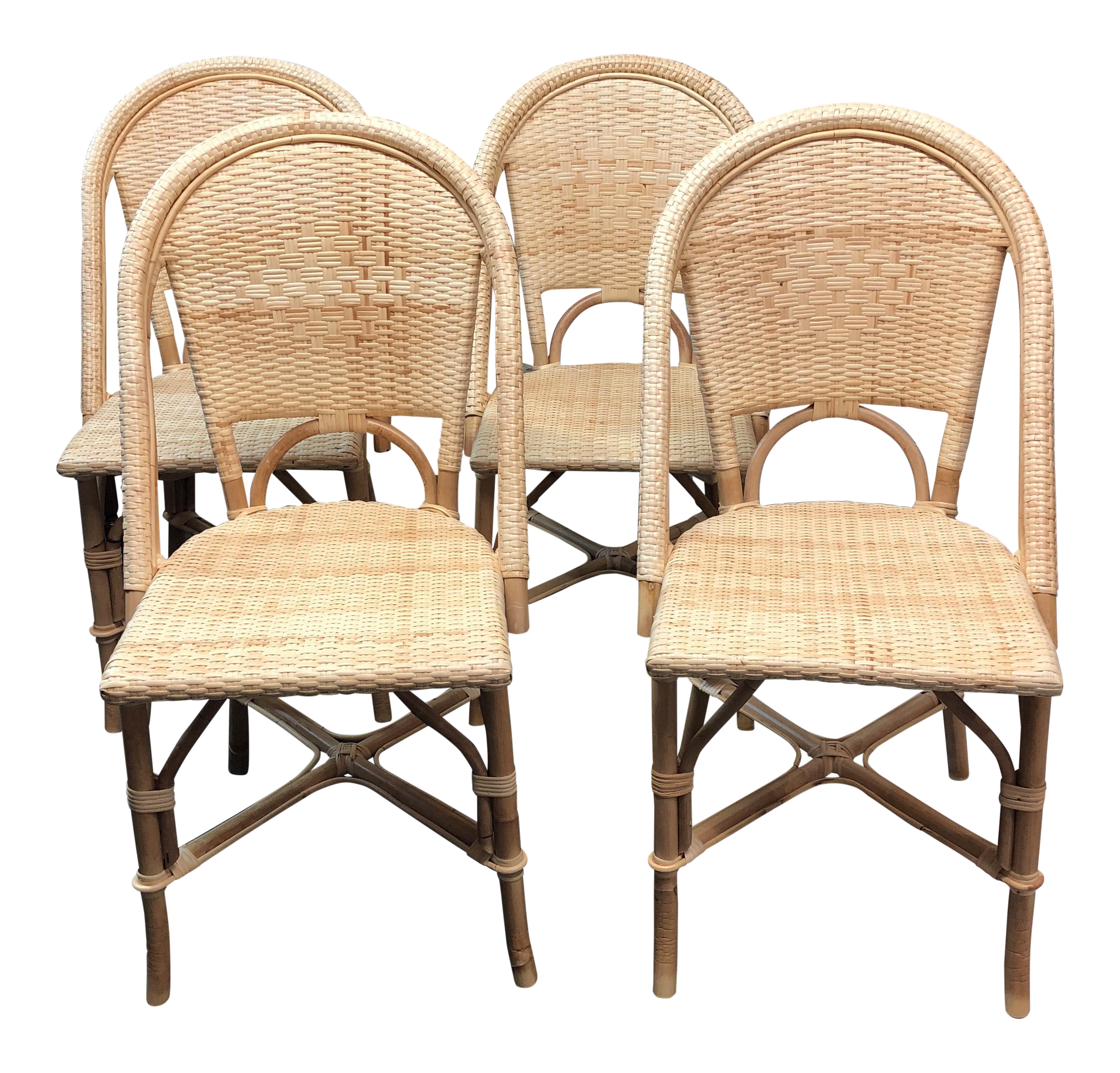 Serena U0026 Lily Riviera Dining Chairs   Set Of 4