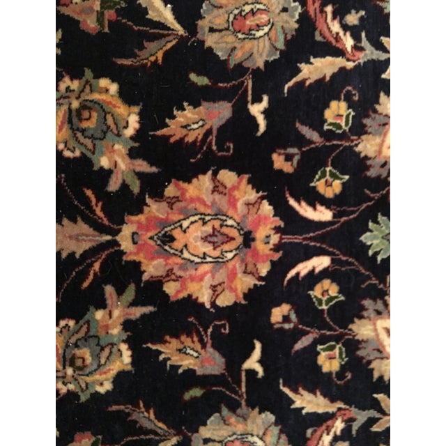 """Vintage Persian Area Rug - 9'x12'7"""" - Image 11 of 11"""