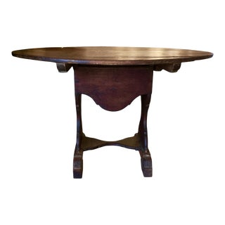 Important New York William & Mary Hutch Table, C. 1740 For Sale