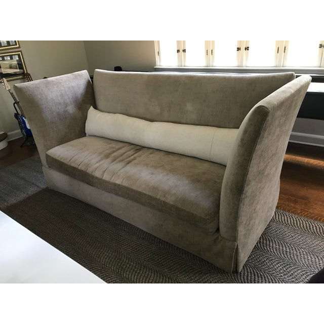 Lee Industries Lee Industries Sagging Ridge Sofa, McAlpine Collection For Sale - Image 4 of 8