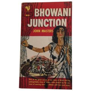 John Masters Bantam 1955 Bhowani Junction Book For Sale