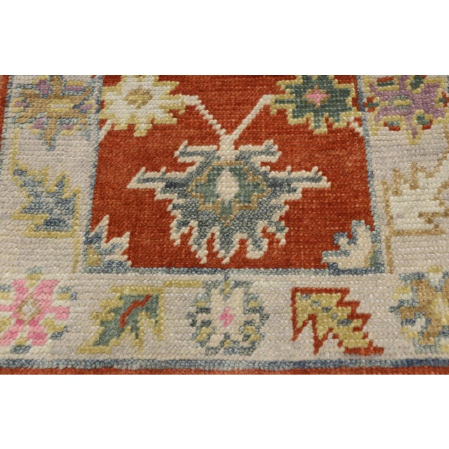 Early 21st Century Oushak Accent Rug- 2' X 3'10 For Sale - Image 4 of 8