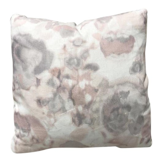 Transitional Century Furniture Style B2 Throw Pillow For Sale