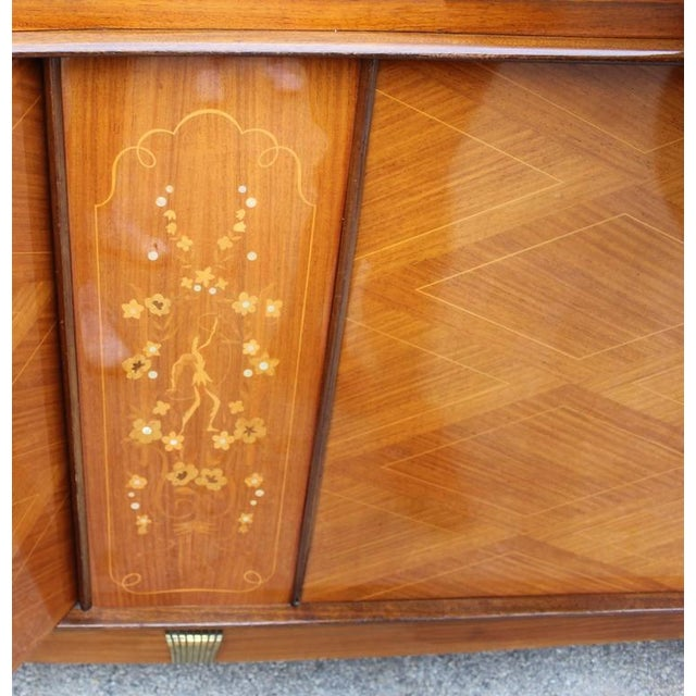 French Art Deco Palisander Sideboard - Image 7 of 10