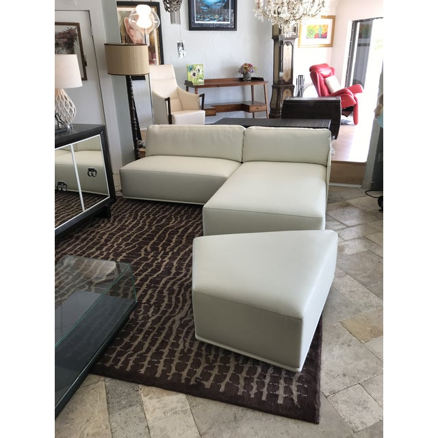 Poltrona Frau Cassiopea Sofa For Sale In Miami - Image 6 of 10