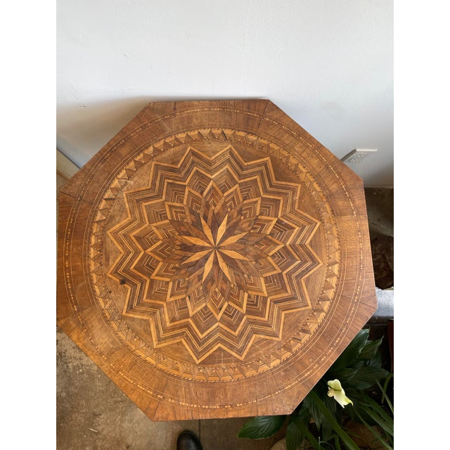 Gorgeous Antique Marquetry Inlay- Estate sale fund! late 1800s/early 1900s Original