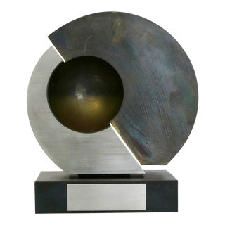 Modernist Sculpture by Dolly Moreno For Sale