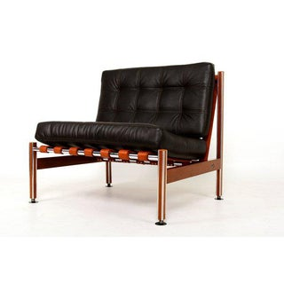 Pair of Mexican Modernist Lounge Chairs Preview