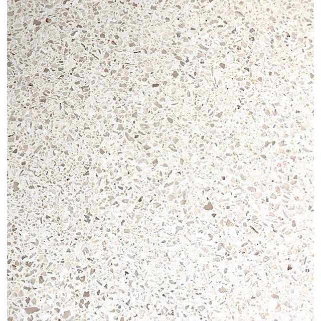 Not Yet Made - Made To Order Organic Modern Concrete Terrazzo Accent Table For Sale - Image 5 of 6