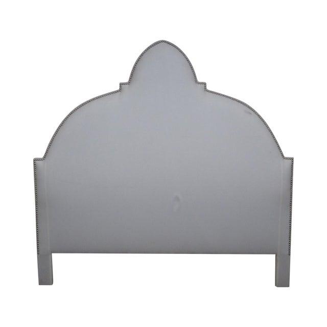Avery Boardman Upholstered Queen Size Headboard - Image 1 of 10