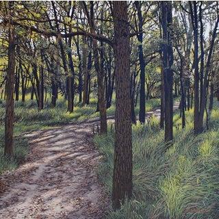 "Garrett Middaugh ""Forest Bathing"" Oil Painting For Sale"