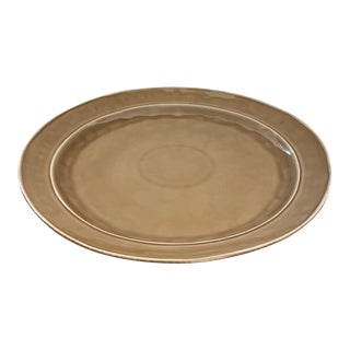 Large Pottery Barn Platter For Sale