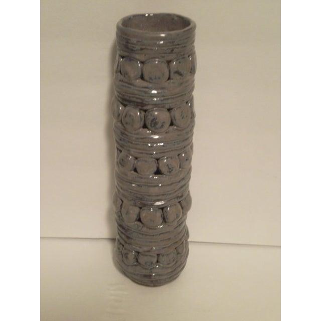 Mid-Century Pottery Vase - Image 2 of 6