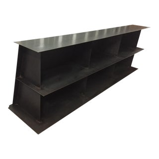 Morlen Sinoway Industrial Steel Console Table