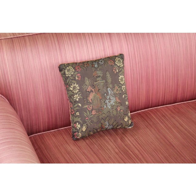 20th Century Renaissance Style Decorative Pillow For Sale - Image 4 of 8