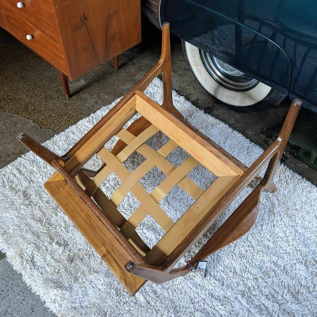 Mid-Century Ib Kofod-Larsen Danish Lounge Chair For Sale - Image 11 of 13