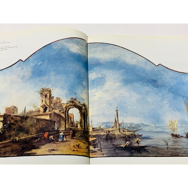 Paper The Glory of Venice Art in the Eighteenth Century Large Format Art Book For Sale - Image 7 of 12