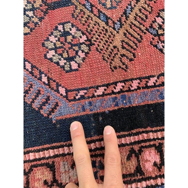 Tribal Long Gallery Size Runner Rug - 3′1″ × 17′5″ For Sale In Milwaukee - Image 6 of 13