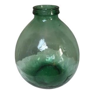 Vintage Viresa Green Wine Jug