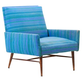 Vintage Lounge Chair by Paul McCobb for Custom Craft For Sale
