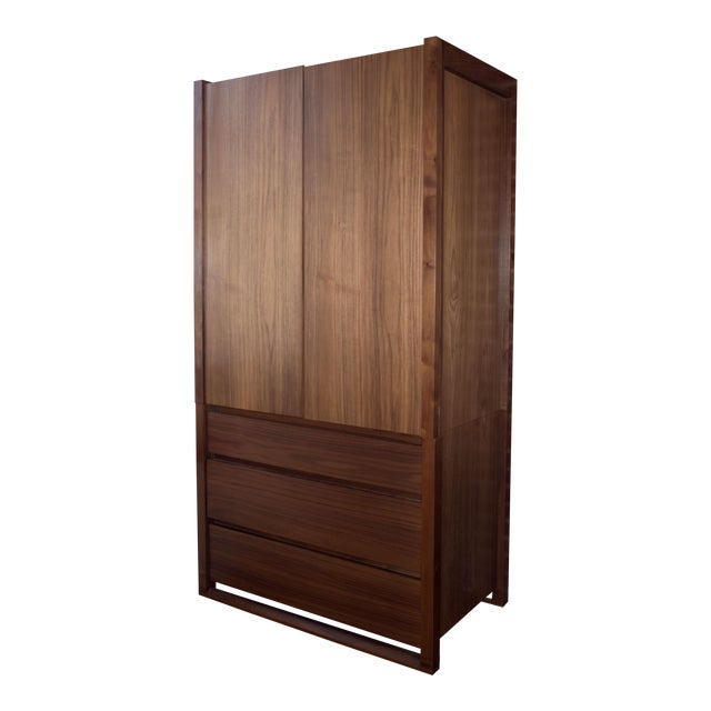 Modern Design Within Reach Matera Armoire For Sale