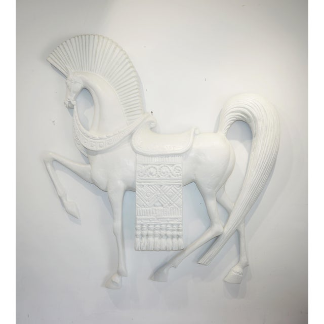 Standing Etruscan Horse in the Style of Frederick Weinberg For Sale - Image 11 of 13