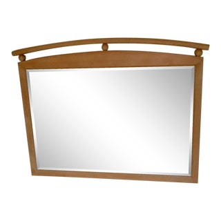 Ethan Allen American Dimensions Collection Beveled Wall Mirror