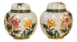 Image of Chinese Ginger Jars