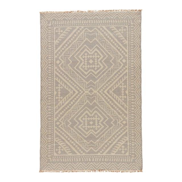 Jaipur Living Yao Handmade Geometric Area Rug - 5′ × 8′ For Sale