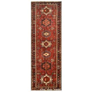 Vintage Persian Karaje Rug - 2'10''x 8'9'' For Sale