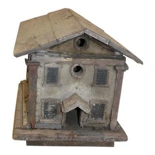 Greek Revival Bird House