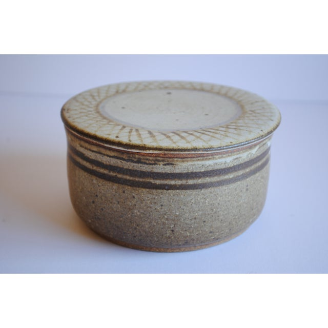 Vintage Studio Pottery Bowl - Image 2 of 8