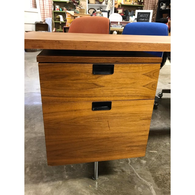 George Nelson for Herman Miller Executive Desk - Image 5 of 11