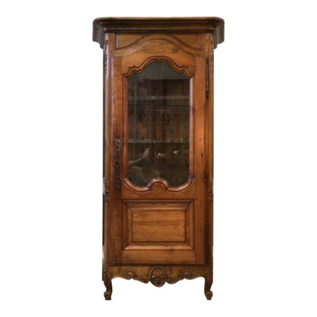 Antique French Curio Cabinet China Cabinet Display Cabinet - Antique French Curio Cabinet China Cabinet Display Cabinet Chairish