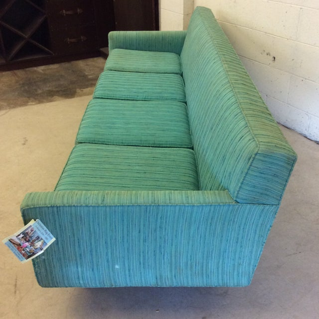 Mid-Century Modern Mid Century Thayer Coggin Sofa For Sale - Image 3 of 13