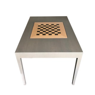 Modern Custom Game Table For Sale