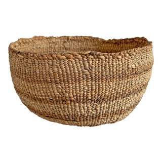 Pacific Nw Native American Basket For Sale