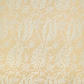 Sample, Suzanne Tucker Home Jacqueline Linen Blend Jacquard in Straw