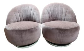 Image of Contemporary Slipper Chairs