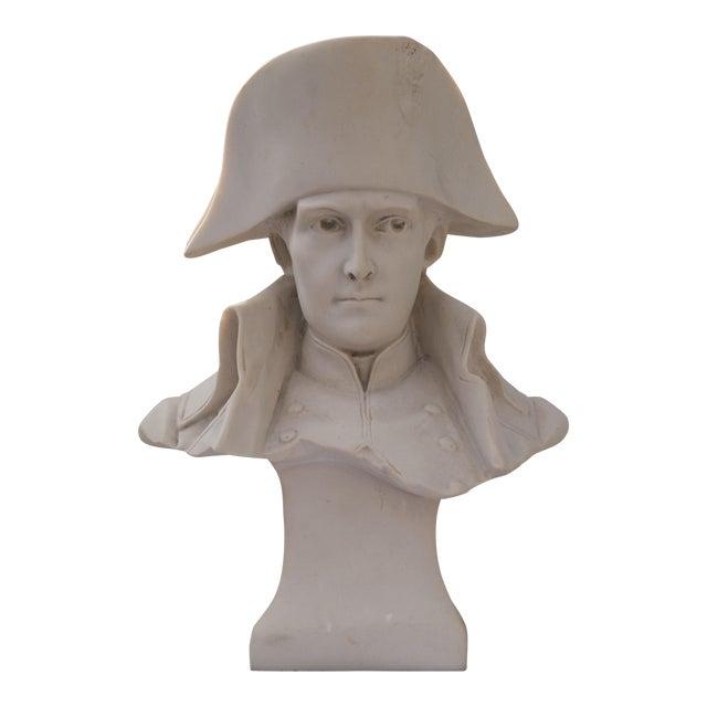 Antique Parian Bust of Napoleon Bonaparte For Sale