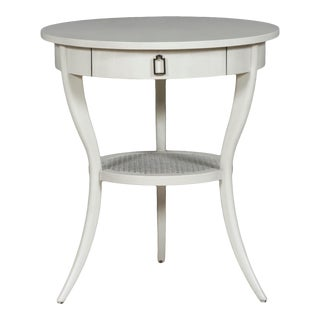 Vanguard Furniture Miranda Lamp Table For Sale